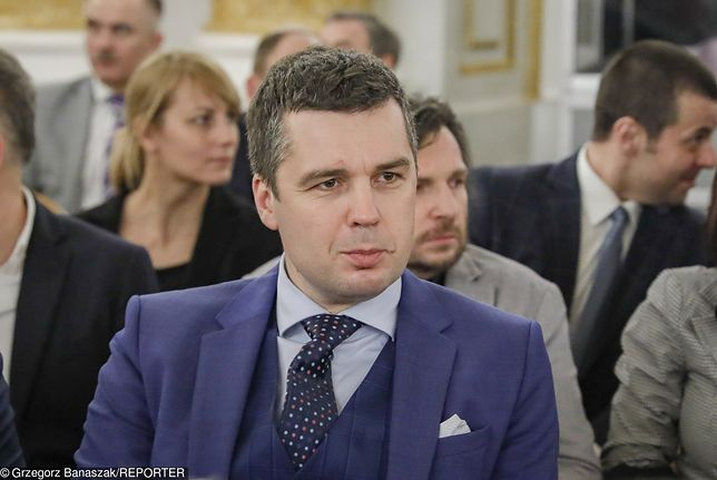 Michał Rachoń, dziennikarz TVP Info