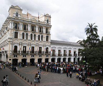 Quito - zabytkowa perła Ekwadoru