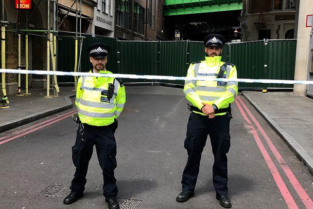 Nożownik wziął zakładników w urzędzie pracy w Newcastle. Został aresztowany