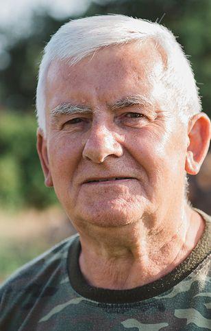 Henryk Krzeszowski, sołtys wsi Jastrzębsko Stare