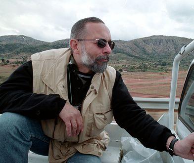 Andrzej Fidyk zjeździł z kamerą cały świat przez 36 lat pracy w TVP