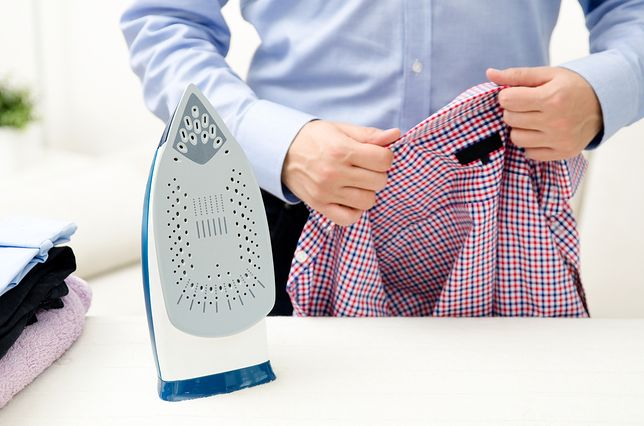 Proste sposoby na idealne wyprasowanie koszuli męskiej