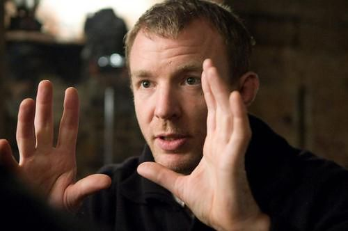 Guy Ritchie fot. Warner Bros Entertainment Polska Guy Ritchie fot. Warner Bros Entertainment Polska