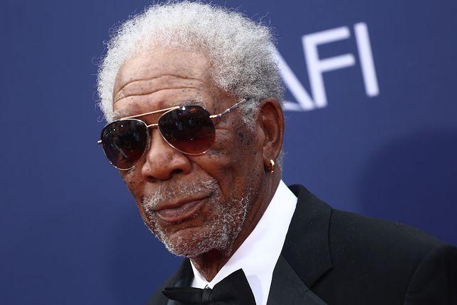 Morgan Freeman ma 82 lata i cztery nowe filmy do ukończenia