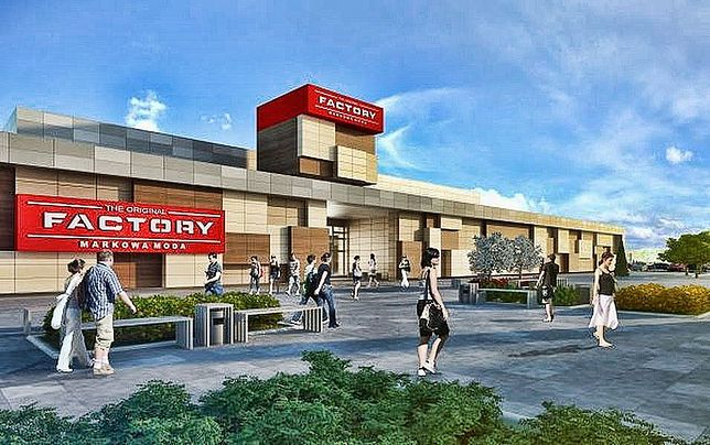 Powstał nowy outlet Factory!