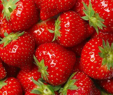 Do maseczki z truskawek wybierajmy dojrzałe owoce