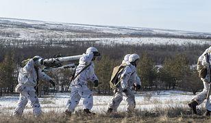 Ukraina. Wojska rządowe i separatyści wycofują się z linii frontu w Donbasie