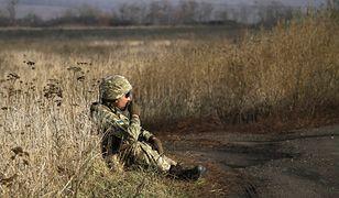 """Wojna w Donbasie. """"Separatyści zaatakowali pozycje ukraińskich sił zbrojnych"""""""