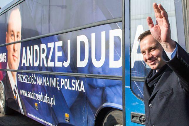 Andrzej Duda: Polska nie powinna wysyłać żołnierzy na Ukrainę
