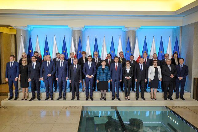 We wtorek odbyło się zaprzysiężenie nowego rządu