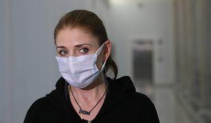 Joanna Mucha może stracić immunitet? Chodzi o sprawę sprzed lat