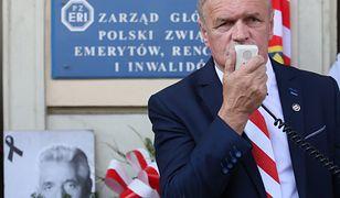 Lider Samoobrony chce iść do wyborów z Kornelem Morawieckim