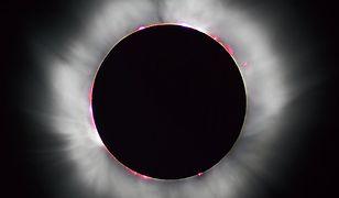 Zaćmienie Słońca na telebimie. Piknik astronomiczny na Ochocie