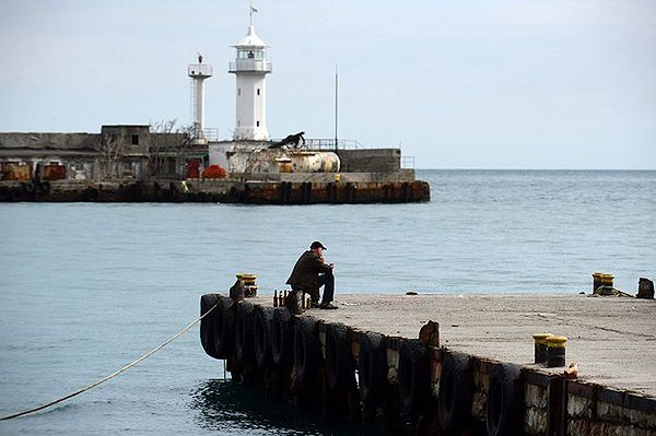 Port w Jałcie