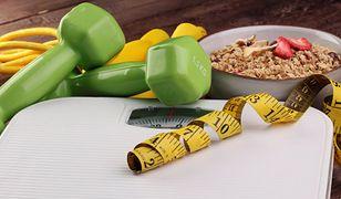 Aby schudnąć 5 kg, należy połączyć dobrze zbilansowaną dietę z aktywnością fizyczną.