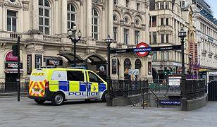 Anglia. Strzelanina w Londynie. (Zdjęcie ilustracyjne)