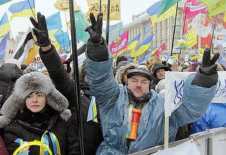 Ukraińscy przedsiębiorcy nie odpuszczają. Będą nowe demonstracje