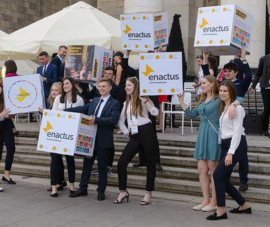 W Polsce działa 13 drużyn Enactus