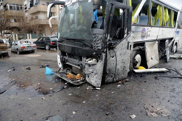 Syria/ Kilkadziesiąt ofiar w ataku na pielgrzymów