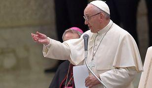 Papież Franciszek o Donaldzie Trumpie i swojej abdykacji
