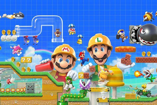 Super Mario Maker 2 podbija serca graczy - wysokie oceny przekładają się na świetny wynik sprzedaży