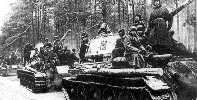 Studzianki - samobójczy atak Polaków rozstrzygnął losy bitwy
