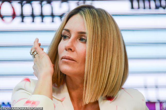 Małgorzata Rozenek-Majdan pokazuje ciążowy brzuch. A w komentarzach rozgrywa się dramat