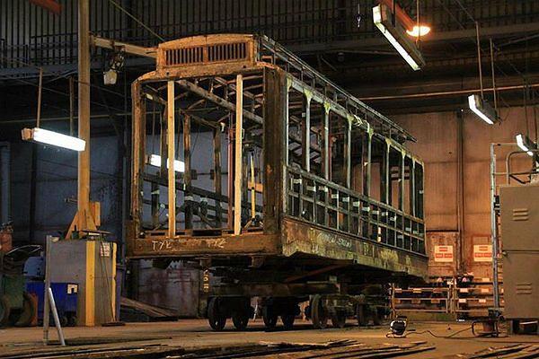 Stary tramwaj odzyska dawny blask. Ponad stuletni pojazd ma szansę wrócić na torowiska