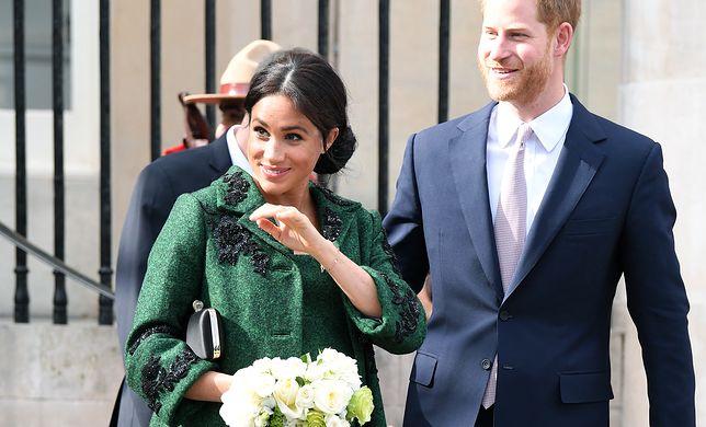 Meghan i Harry po raz pierwszy zostaną rodzicami, ich dziecko będzie siódme w kolejce do tronu