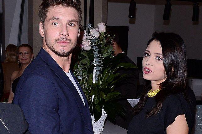 Adriana Kalska i Mikołaj Roznerski tworzą parę od trzech lat