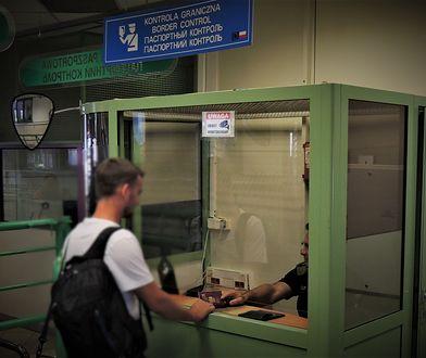 Zatrzymano 15-latka na granicy. Chciał się dostać do Lwowa