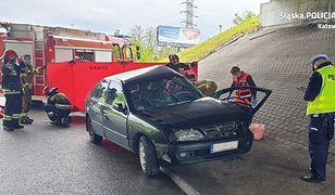Śmiertelny wypadek w Katowicach. Przecięła trzy pasy ruchu. Skończyło się tragedią