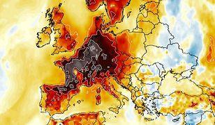Pogoda. Polska podzieli się na dwie strefy