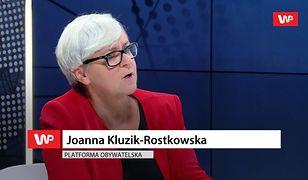 Wybory prezydenckie 2020. Joanna Kluzik-Rostkowska o kandydaturze Andrzeja Dudy. Zasiała ziarno wątpliwości