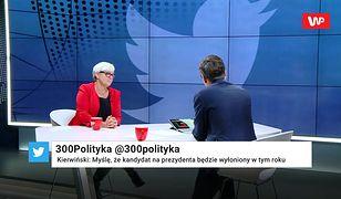 Konsternacja po żarcie Andrzeja Dudy. Joanna Kluzik-Rostkowska: to żenujące
