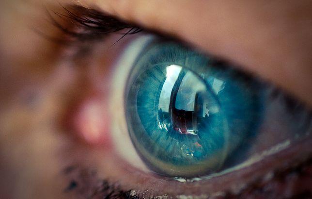 Szkła kontaktowe przyszłości mogą zachwycać funkcjami