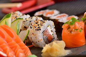 Odchudzasz się? Zjedz sushi!