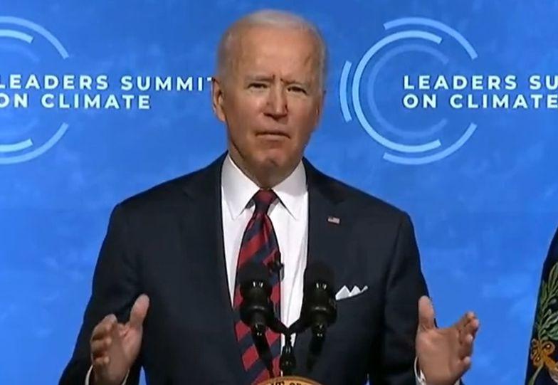 Joe Biden przemówił do świata. Ważna zapowiedź USA