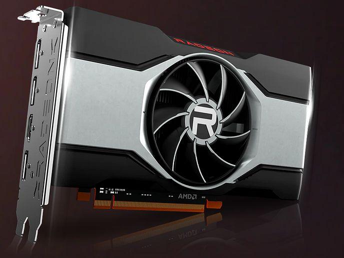 AMD Radeon RX 6600. Może być problem z zakupem już w dniu premiery - Radeon RX 6600 XT