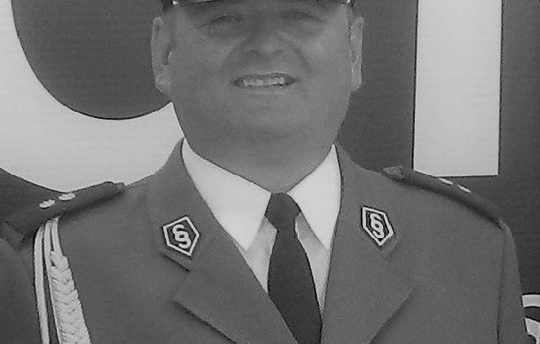 Policja w żałobie. Nie żyje komisarz Marcin Pitas. Miał COVID-19