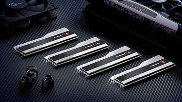 Czekasz na flagowe moduły pamięci DDR5? G.Skill będzie miał parę ciekawych propozycji - Trident Z5