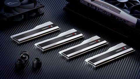 Czekasz na flagowe moduły pamięci DDR5? G.Skill będzie miał parę ciekawych propozycji