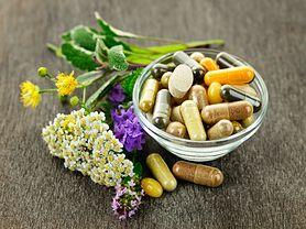 Ziołowe tabletki na odchudzanie