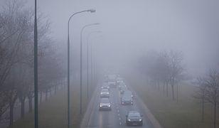 Pogoda na drogach może być niebezpieczna.