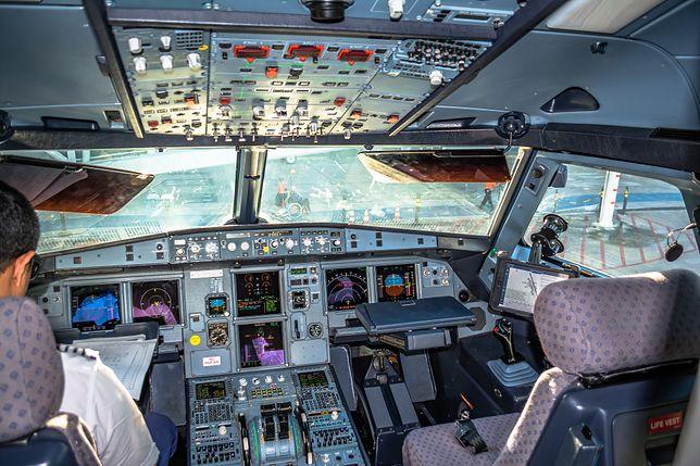 Piloci zawrócili samolot. Gigantyczna kara dla 25-latki z airbusa A321