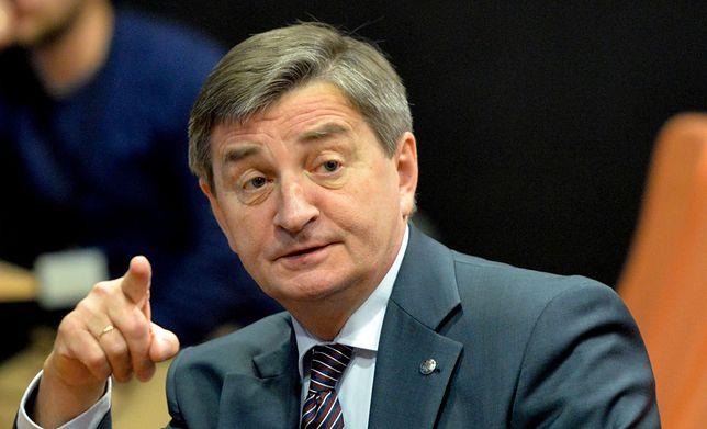 Marek Kuchciński i prezydencka willa. Kancelaria Sejmu: wniósł o obciążenie