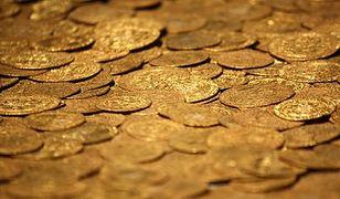 Znaleźli setki złotych monet. Podzielą między sobą fortunę