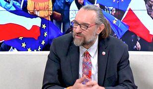 Mateusz Kijowski, były lider KOD twierdzi, że nie może znaleźć pracy