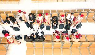 Praca w Emirates to marzenie wielu kobiet i mężczyzn