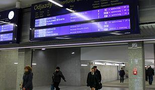 Pociągi pod specjalnym nadzorem na Centralnym i Wschodnim